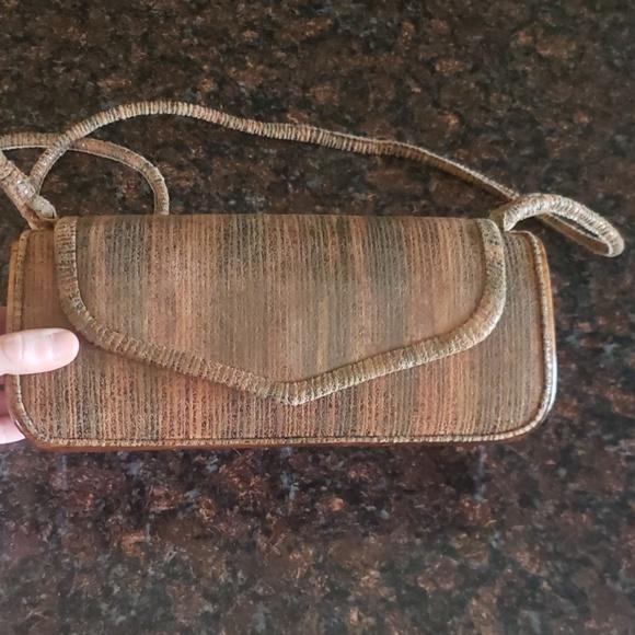 Vintage Handbags - Vintage handmade purse